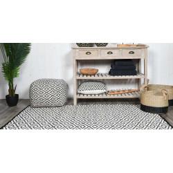 TRIBAL Tapis 100% coton 2000g/m² - Sensei