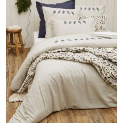 WILD Parure de lit Percale de coton - Sylvie Thiriez