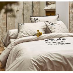ARSENE Parure de lit Percale de coton - Sylvie Thiriez