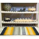 KATINGA Tapis 100% coton 1250g/m² - Sensei
