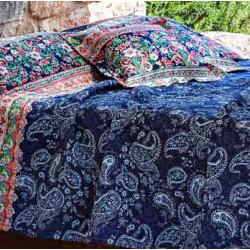 FAENZA Blue Moon D1 Foulard de décoration - Bassetti Granfoulard