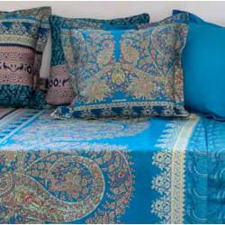 RECANATI Bluette B2 Foulard de décoration - Bassetti Granfoulard