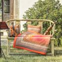 NABUCCO Rosa P1 Plaid matelassé de décoration - Bassetti Granfoulard