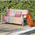 NABUCCO Beige 41 Foulard de décoration - Bassetti Granfoulard