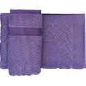 Royal éponge 650 gr/m2 100% coton - Lasa Home