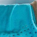 Pure brodée éponge 550 gr/m2 100% coton - Lasa Home