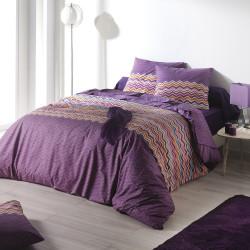 Parure de lit ESSENTIEL Purple - C Design
