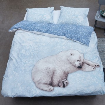 Parure de couette POLAR - Covers and Co