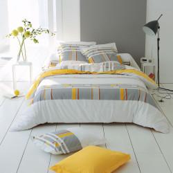 ZESTE Parure de lit imprimée en pur coton de TRADILINGE