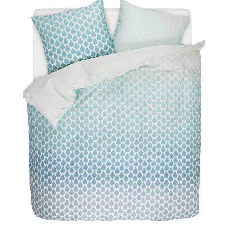 rainns greentaie d 39 oreiller satin de coton esprit linge mat. Black Bedroom Furniture Sets. Home Design Ideas
