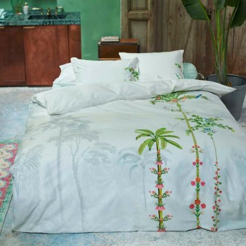 Indian Palm Housse de couette Percale de coton - Pip Studio