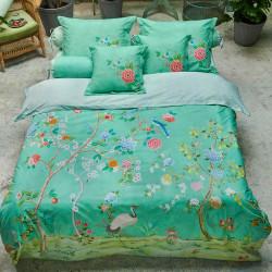 Good Morning Green Parure de lit Percale de coton - Pip Studio