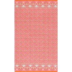 Drap de Plage Star Check Pink 100x180 - Pip Studio