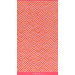 Zora Pink Drap de plage 100x180 - Esprit