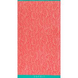 Leaf Pink Drap de plage 100x180 - Esprit