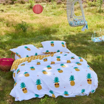 Parure de couette Pineapple - Covers and Co