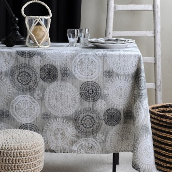 OLAM Nappe enduite 100 % coton - Stof