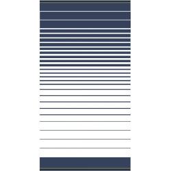 ROYAL Maxi drap de plage 90x175cm - 100% coton - MAT