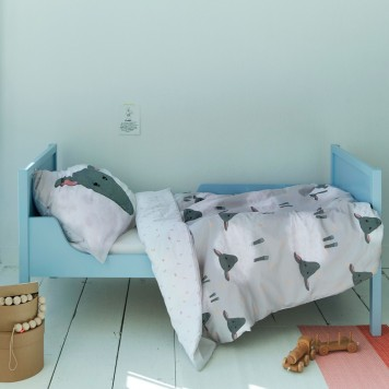 SHEEPS Parure de couette - Covers and Co