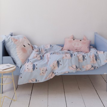 PIGGY Parure de couette - Covers and Co