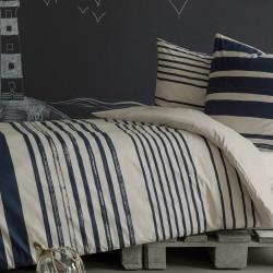 OUESSANT Parure de lit - Inspiration par Anne de Solène