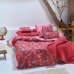 GOOD NIGHT Red Parure de lit Percale de coton - Pip Studio