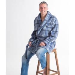 VESTON ÉCOSSAIS Pacifique Homme 100 % pure laine - Val d'Arizes