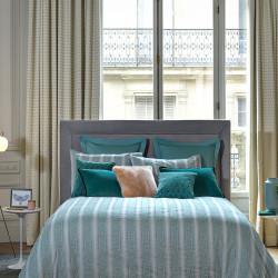 MADELEINE Nuage Parure de lit Satin de Jacquard coton - Descamps