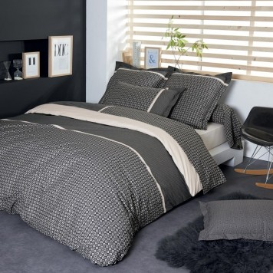 GATSBY Parure de lit Percale de coton - Tradilinge