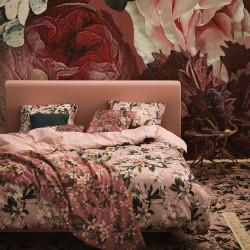 LILY Rose Parure de lit Satin de coton - Essenza