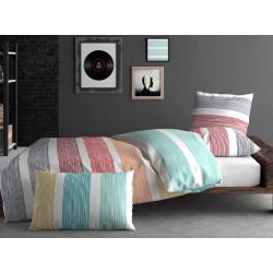 parure fantasy inspiration par anne de sol ne en percale linge mat. Black Bedroom Furniture Sets. Home Design Ideas