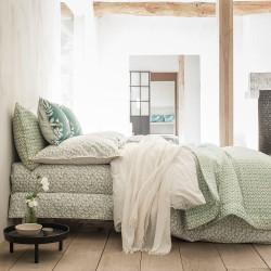 FEUILLES D'IKAT Parure de lit Percale - Alexandre Turpault