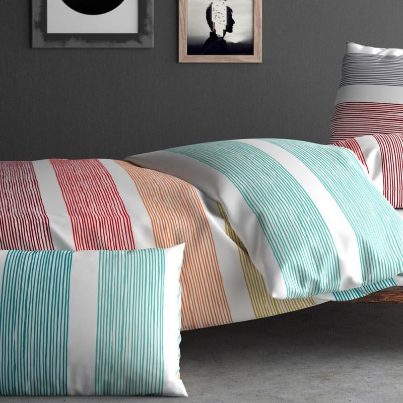 housse de couette fantasy inspiration par anne de sol ne linge mat. Black Bedroom Furniture Sets. Home Design Ideas