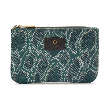 SOLAN Green Pochette Miley - Essenza