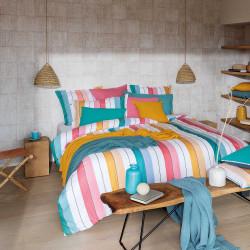 BIARRITZ Sucre Parure de lit Percale - Jalla