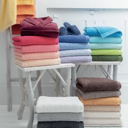 Pure éponge 550 gr/m2 100% coton - Lasa Home