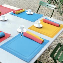 YUCO Set de table PVC - Vent du sud