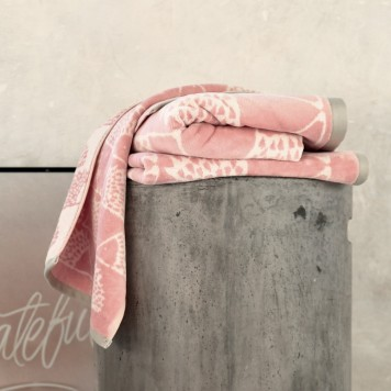 SPIKE Blush Linge de bain - Scion Living