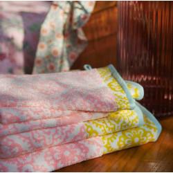 JACQUARD CHECK Pink Linge de bain - Pip Studio