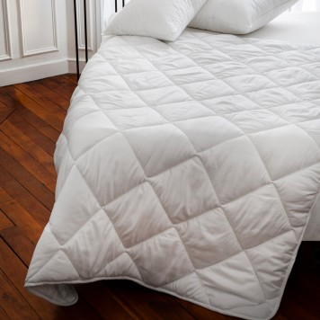 COCOON Couette microfibre 400g - Toison d'Or