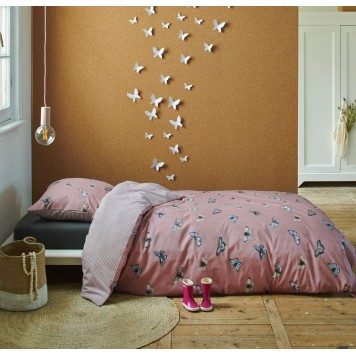 PAPILLON Parure de couette - Covers and Co