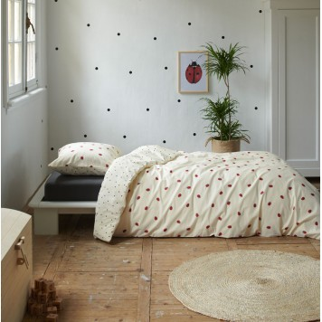 LADYBUG Parure de couette - Covers and Co