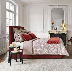 ORFÈVRE Albâtre Parure de lit Percale - Descamps