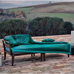 FERMO Verde Z1 Parure de lit Satin - Bassetti Granfoulard