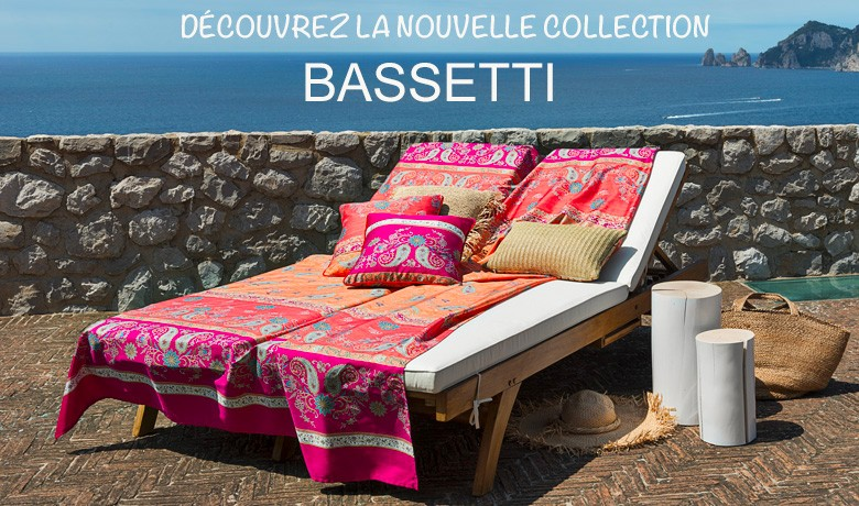Nouvelle collection BASSETTI