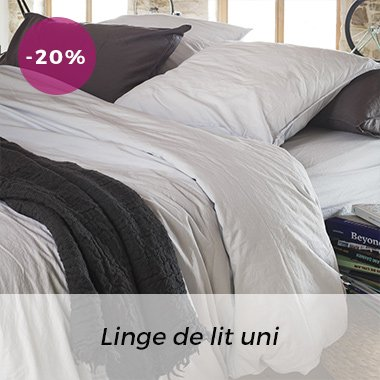 linge de lit linge de maison d coration d couvrez nos grandes marques linge mat linge mat. Black Bedroom Furniture Sets. Home Design Ideas